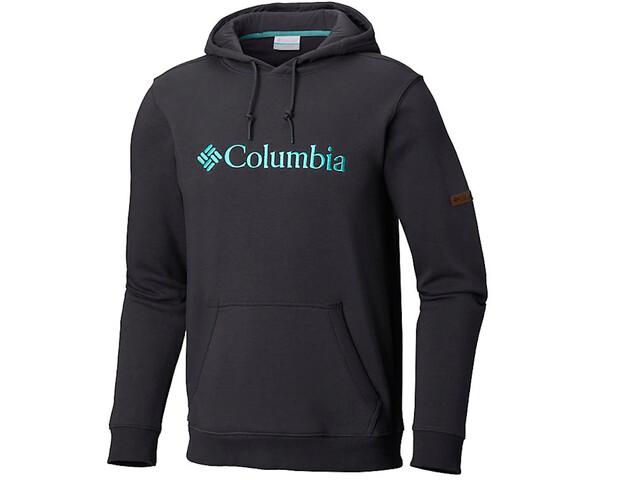 Columbia CSC Basic Logo II Veste à capuche Homme, shark